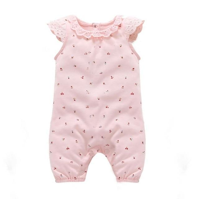 "Baby & Kids Apparel 2 / 18M / United States The ""Everly"" One Piece Romper (2 Colors) -The Palm Beach Baby"