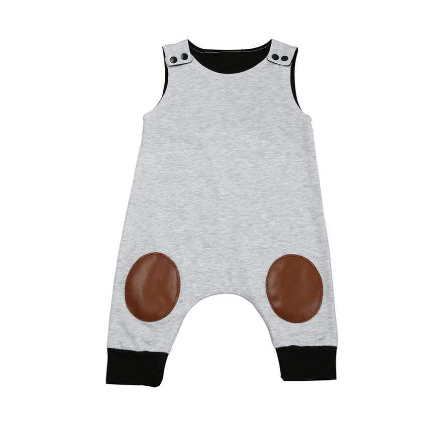 "Baby & Kids Apparel The ""Bradford"" Jumpsuit -The Palm Beach Baby"