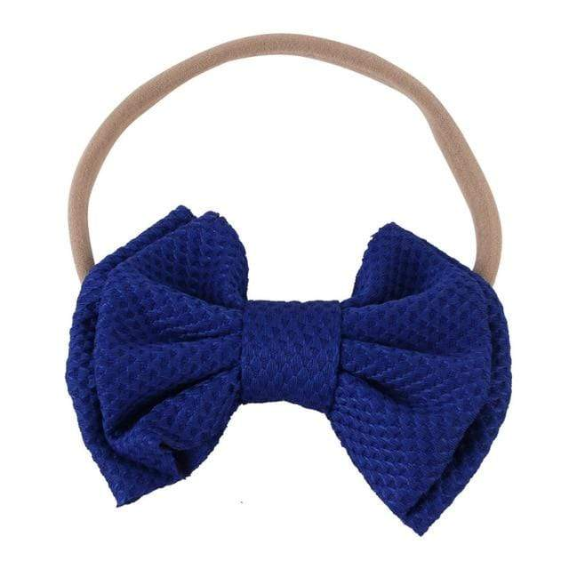 Baby & Kids Accessories 02 / United States Children's Large Head Bow -The Palm Beach Baby