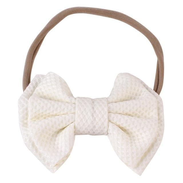 Baby & Kids Accessories 05 / United States Children's Large Head Bow -The Palm Beach Baby