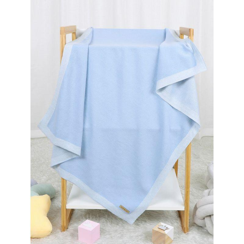 Babies/Toddlers Solid Color Blanket - The Palm Beach Baby