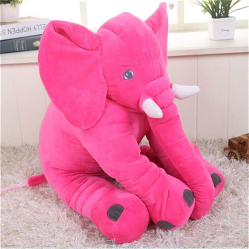 Elephant Stuffed Animal - The Palm Beach Baby