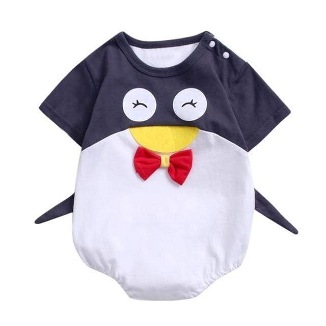 Baby Animals Infants/Toddlers Romper - The Palm Beach Baby