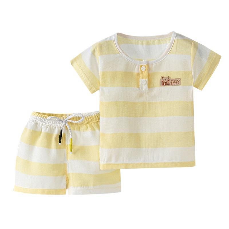 """Cute In Stripes"" - 4 Colors - The Palm Beach Baby"