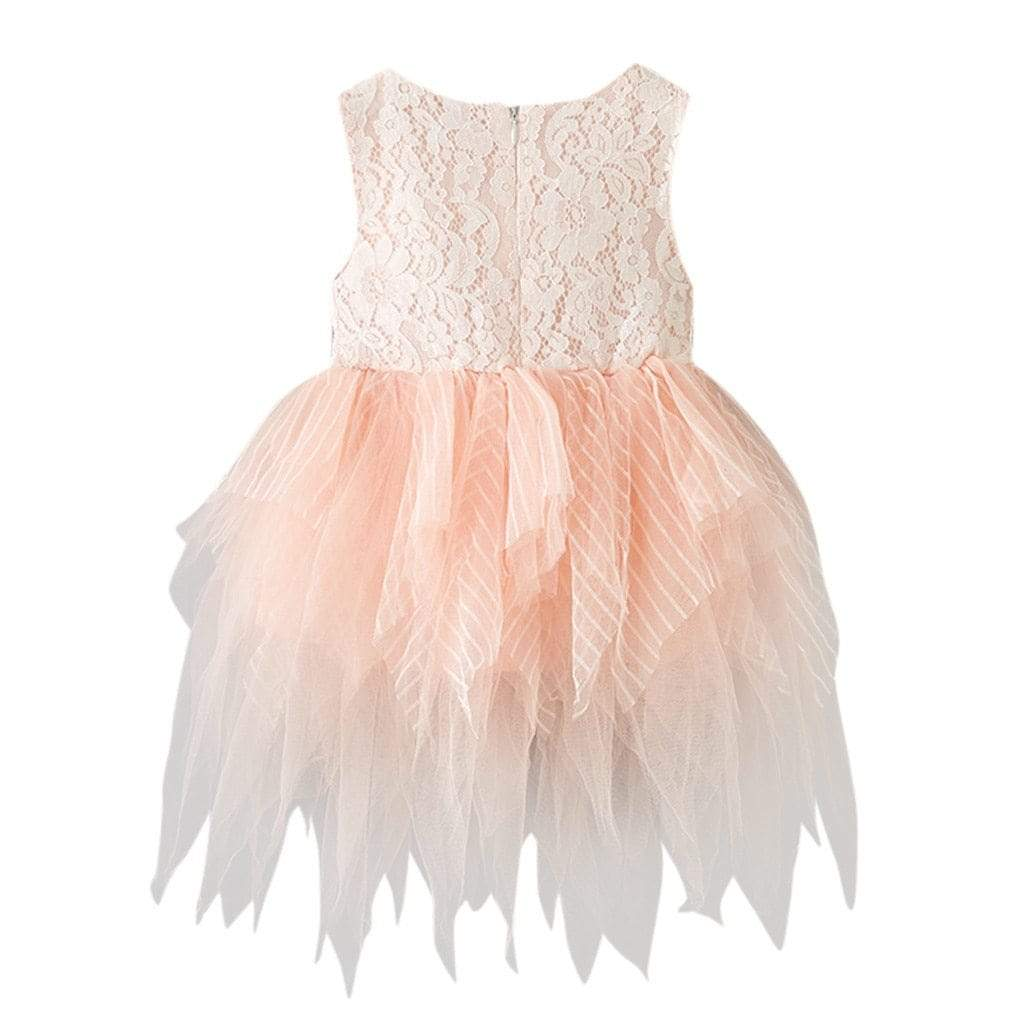 "Elegant ""Naomi"" Tutu Dress - The Palm Beach Baby"
