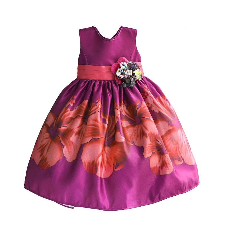 "Stunning ""Loraine"" Floral Party Dress - The Palm Beach Baby"