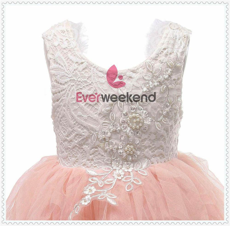 "The ""Alessi"" Tutu Party Dress - The Palm Beach Baby"