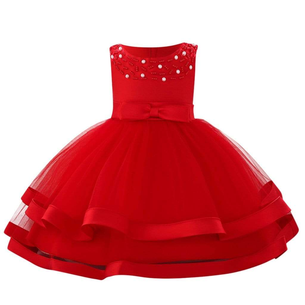 The Catherine Occasion Dress (7 Colors) - The Palm Beach Baby