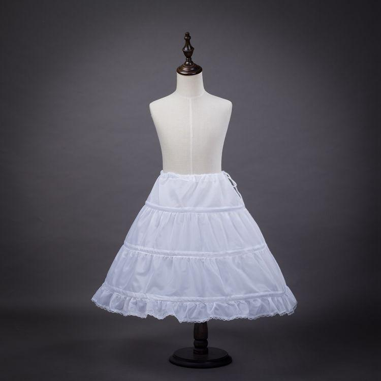 Girls 3-Hoop Crinoline Petticoat - The Palm Beach Baby