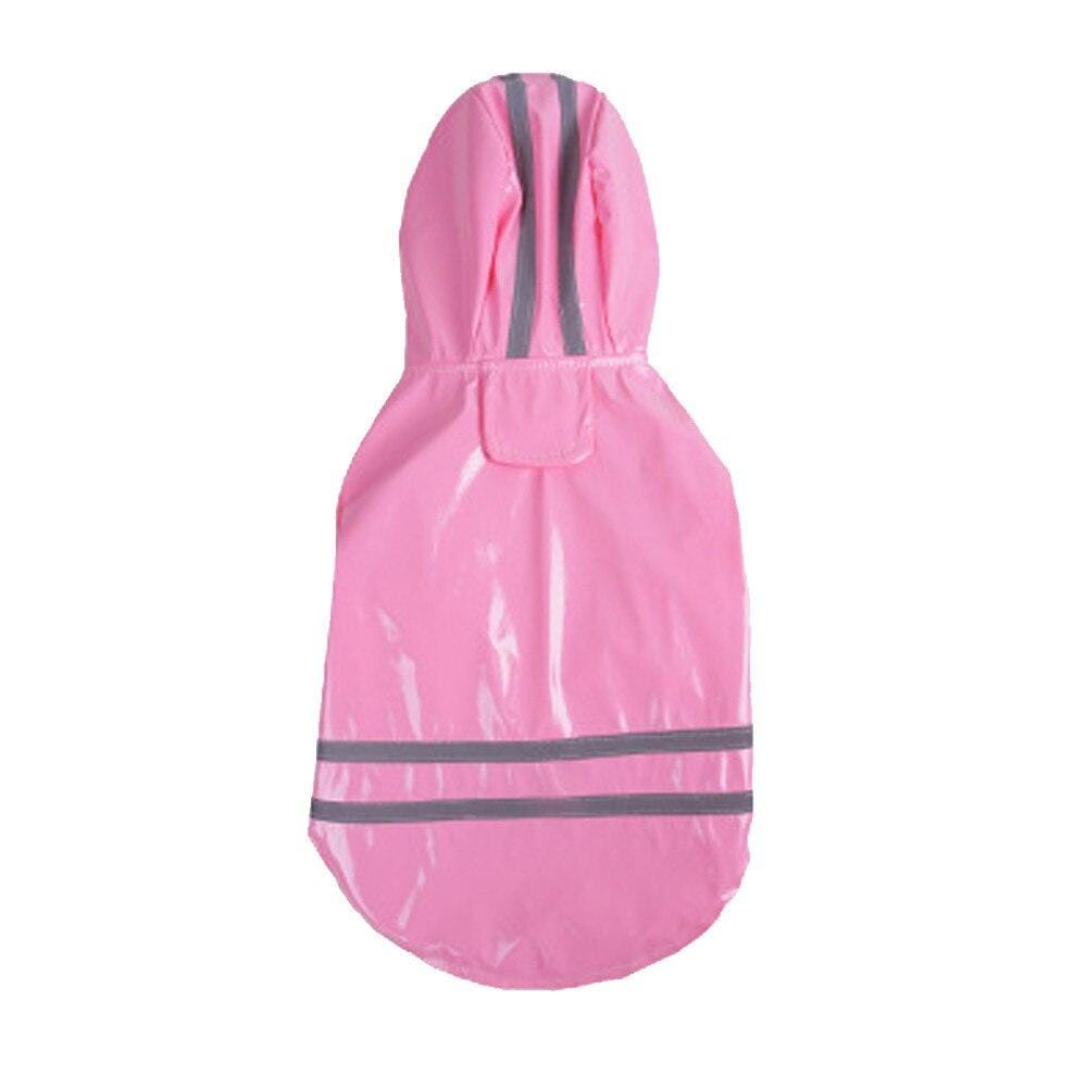 Summer Waterproof Hooded Raincoat - The Palm Beach Baby