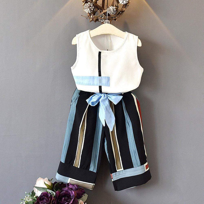 Baby & Kids Apparel Blue / 3T Chic