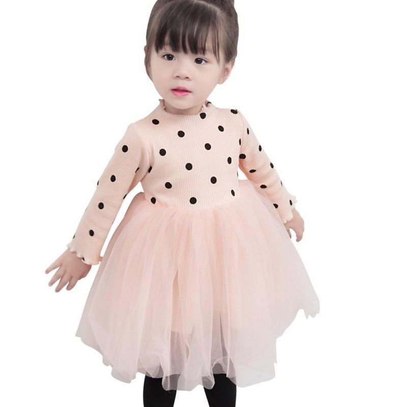 Princess Bow Polka Dot Tutu Party Dress (3 Colors) - The Palm Beach Baby