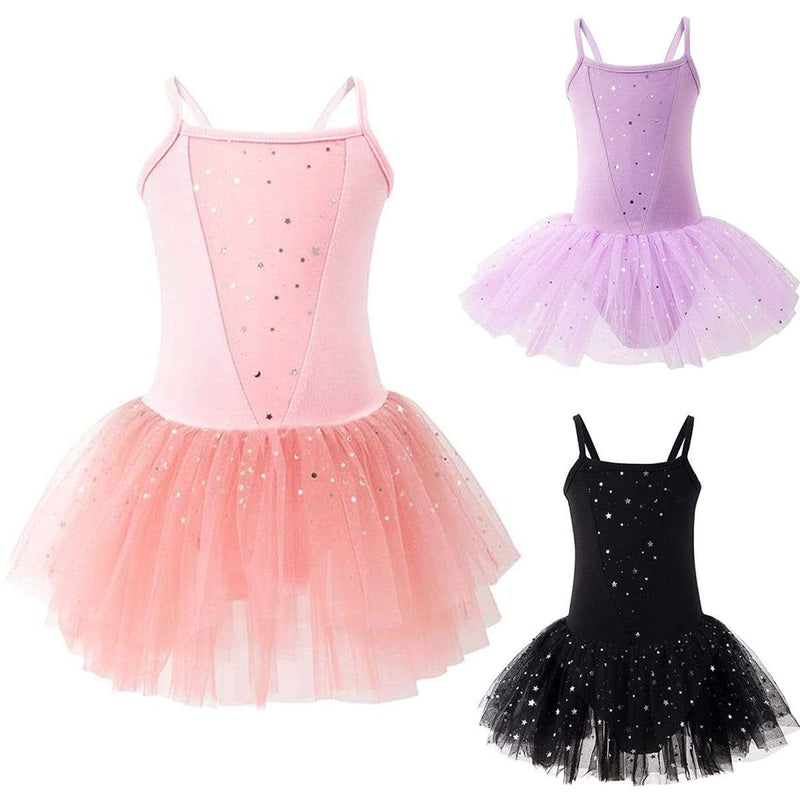 """Grace-Ann"" Ballet Tutu Dress - The Palm Beach Baby"