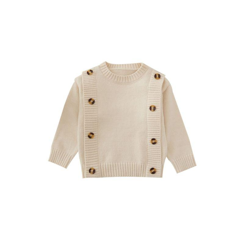 Classic Winter Warm Pullover Sweater - The Palm Beach Baby