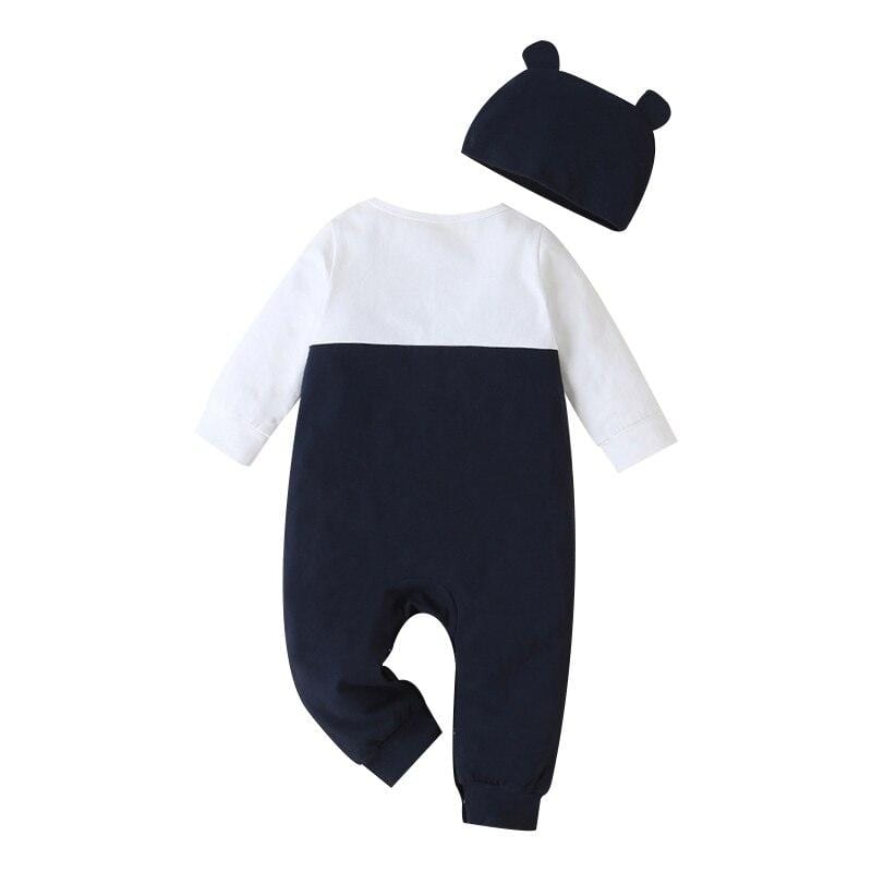 "'""Panda Baby!"" Adorable Romper Set - The Palm Beach Baby"