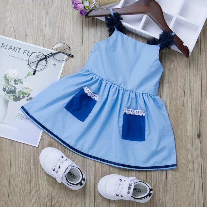 Summer Casual Dress -The Palm Beach Baby