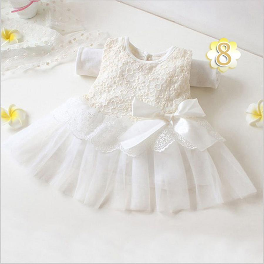 """Teresse""  Tiered Lace Party Dress - The Palm Beach Baby"