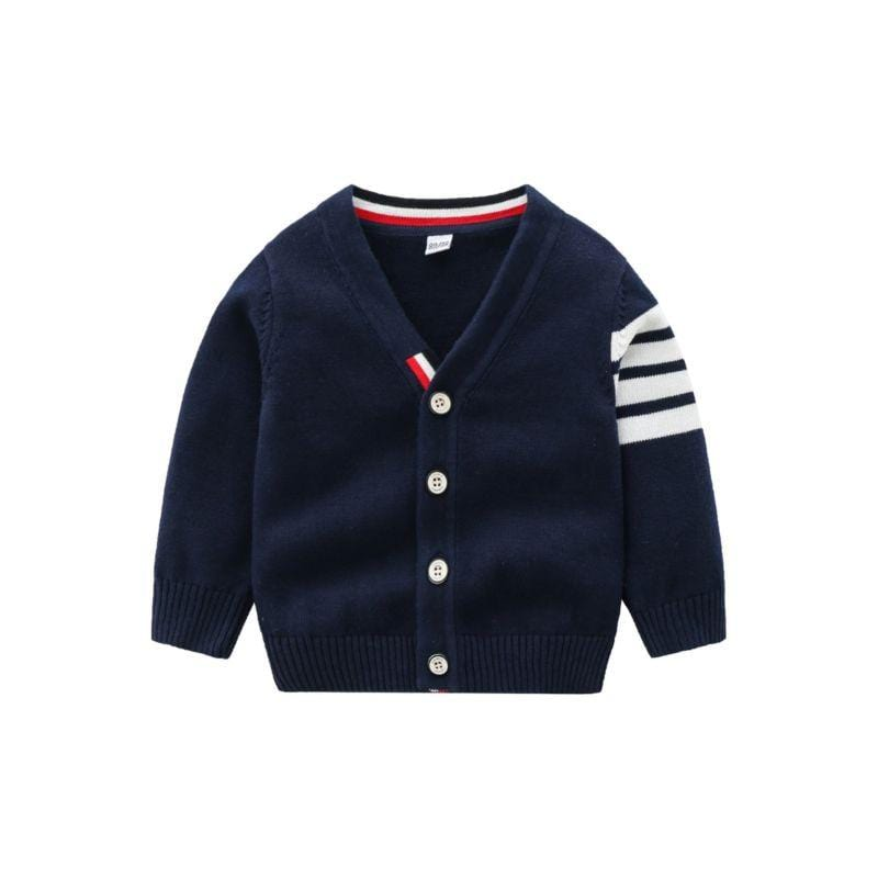 Classic Kids Cardigan - The Palm Beach Baby