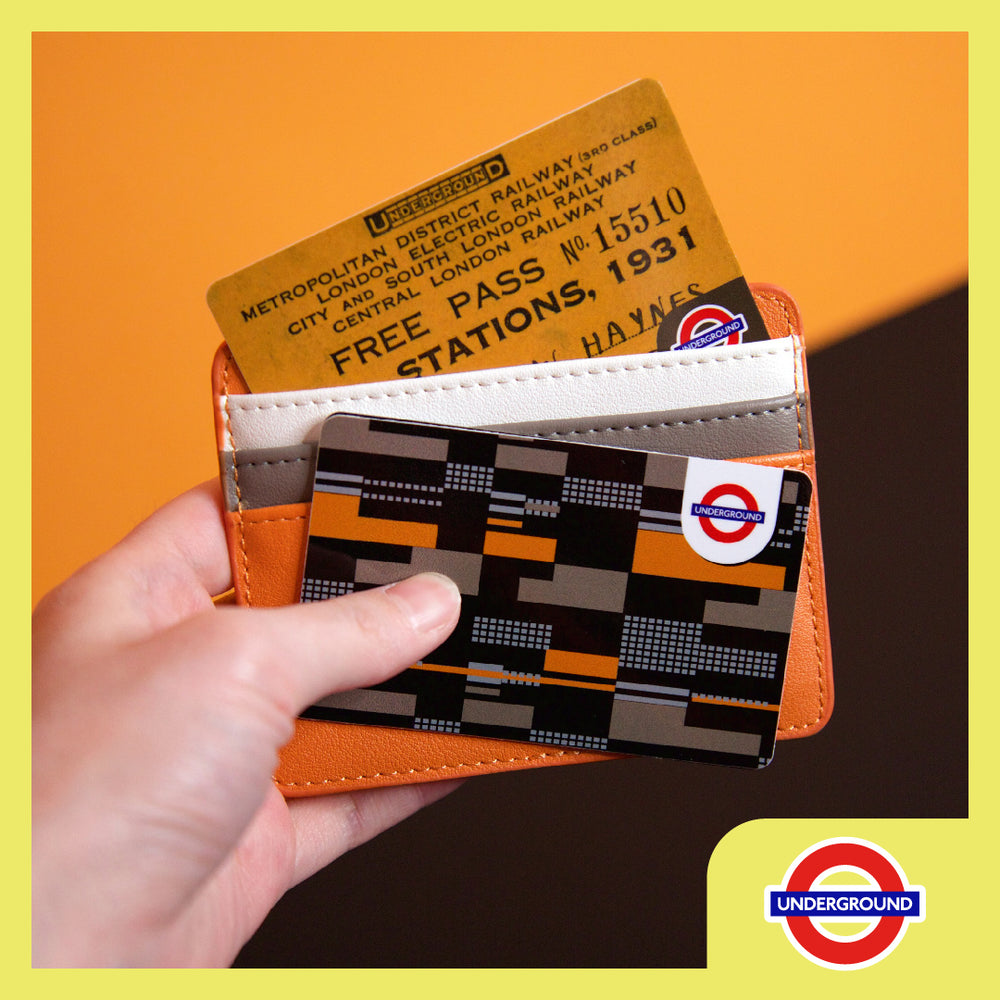 Official London Underground CUCU Covers