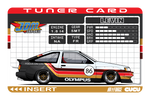 Tuner Card AE86 Levin