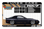 Tuner Card FC3S RX-7