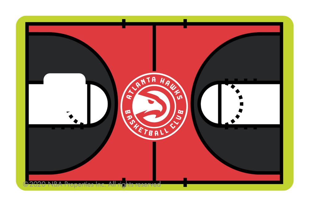 Atlanta Hawks: Courtside
