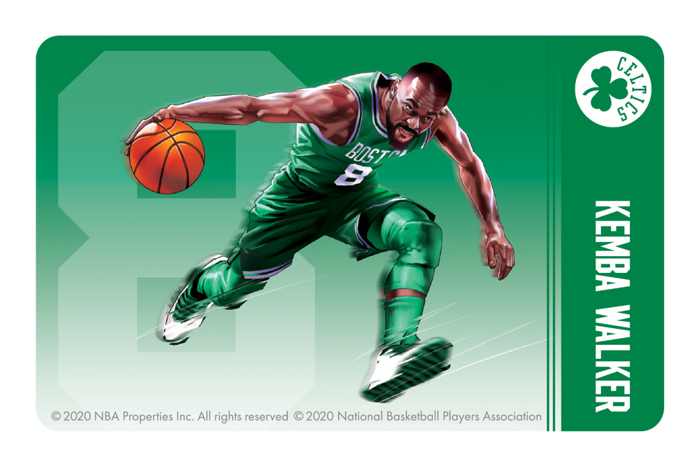 Boston Celtics: Kemba Walker