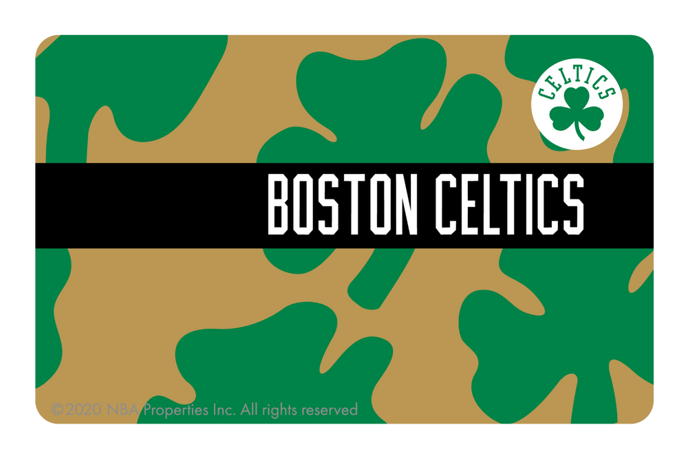Boston Celtics: Midcourt