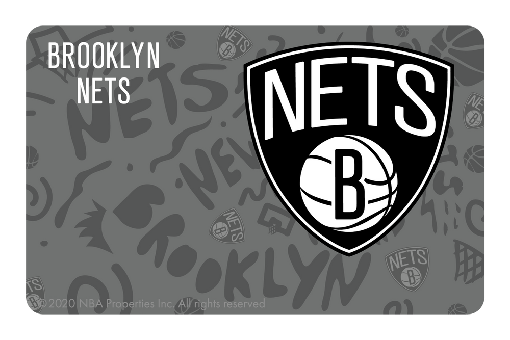 Brooklyn Nets: Team Mural