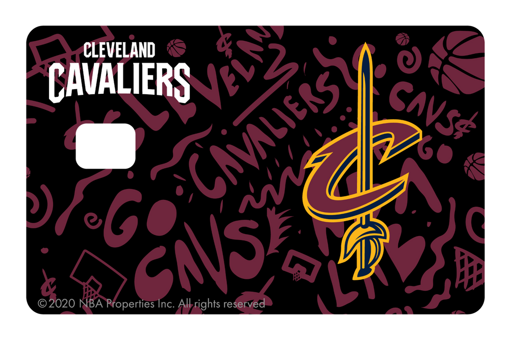 Cleveland Cavaliers: Team Mural