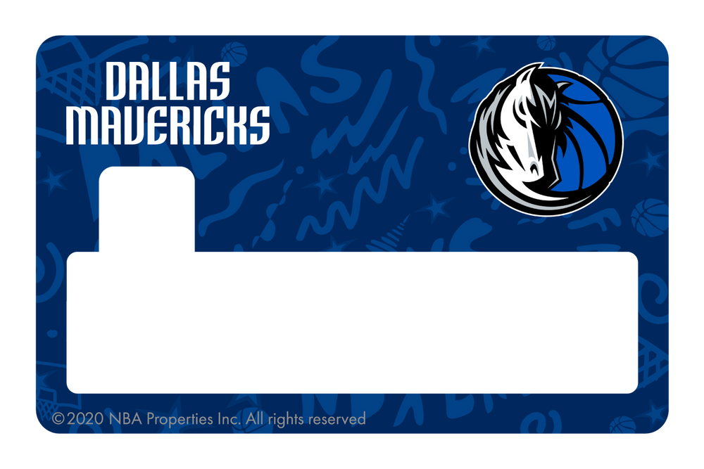 Dallas Mavericks: Team Mural