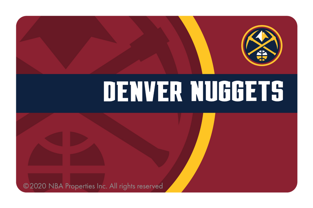 Denver Nuggets: Midcourt