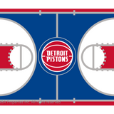 Detroit Pistons: Courtside