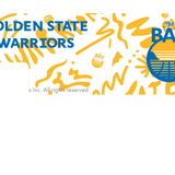 Golden State Warriors: Team Mural
