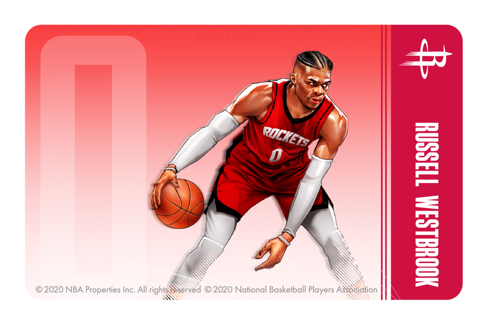 Houston Rockets: Russell Westbrook