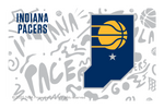Indiana Pacers: Team Mural