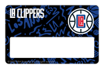 LA Clippers: Team Mural