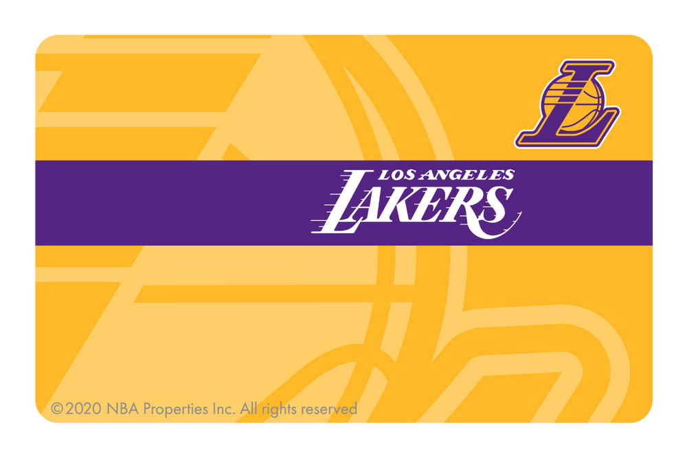 Los Angeles Lakers Crossover