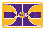 Los Angeles Lakers: Courtside