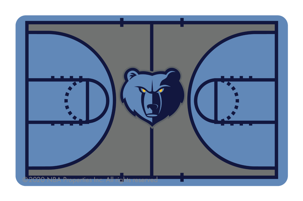 Memphis Grizzlies: Courtside