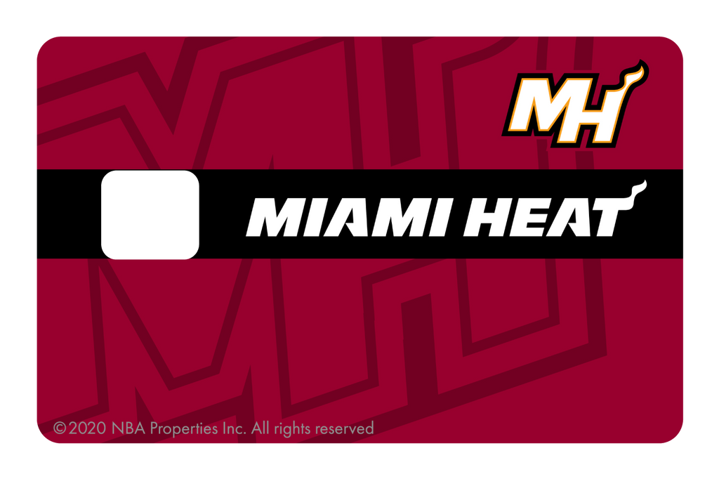 Miami Heat Midcourt