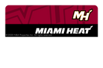 Miami Heat: Midcourt