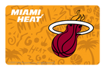 Miami Heat: Team Mural
