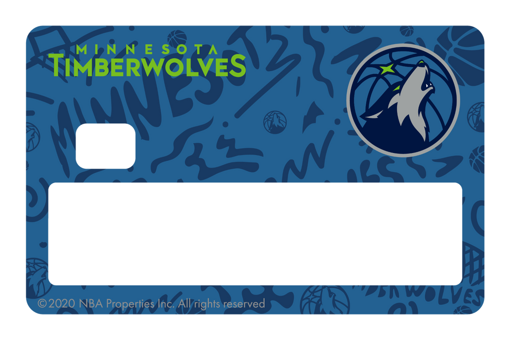 Minnesota Timberwolves: Team Mural