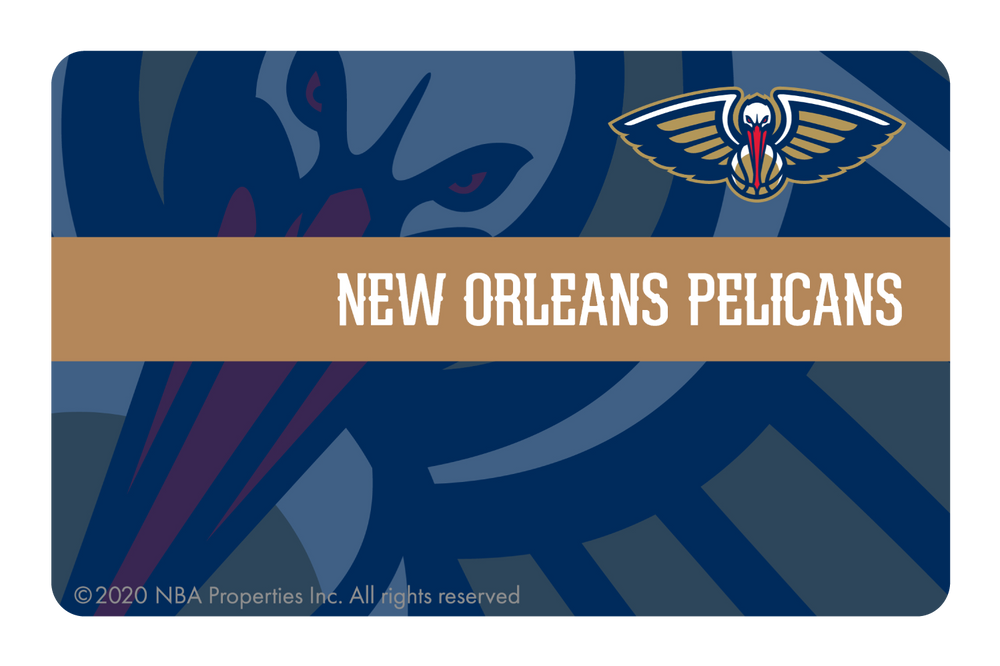 New Orleans Pelicans: Midcourt