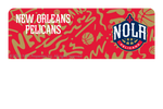 New Orleans Pelicans: Team Mural