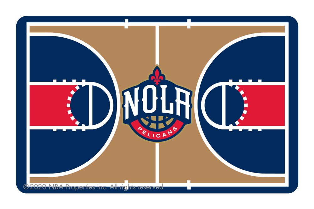 New Orleans Pelicans: Courtside