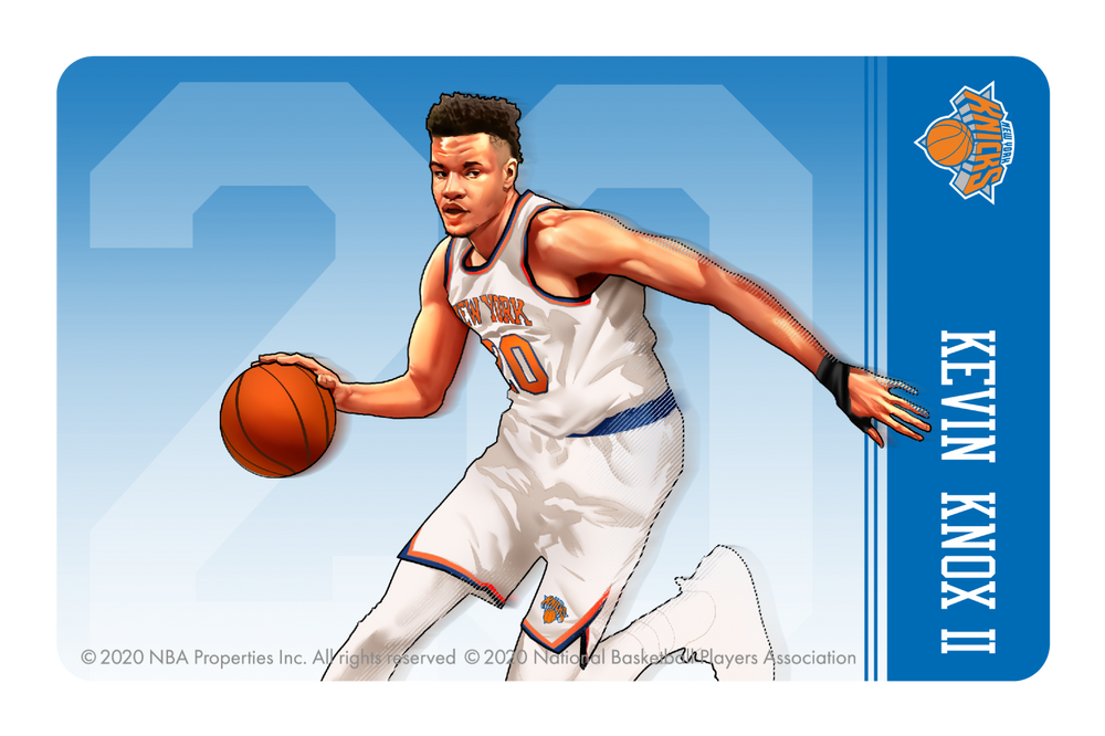New York Knicks: Kevin Knox II