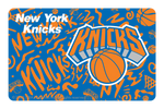 New York Knicks: Team Mural
