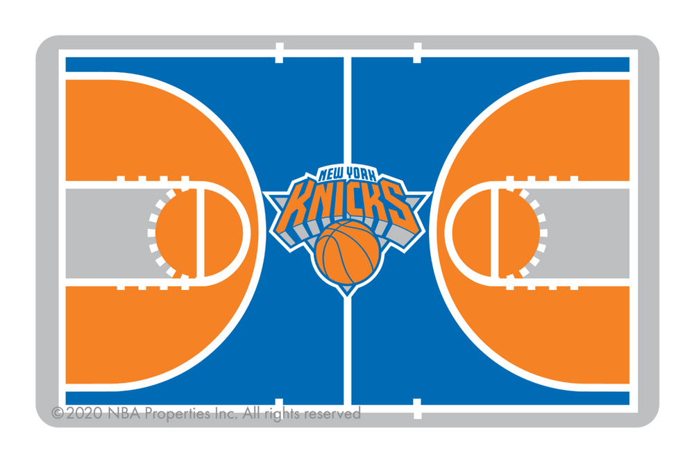 New York Knicks: Courtside